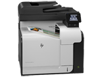 HP LaserJet Pro 500 color MFP M570dw Office Color Laser Multifunction Printer