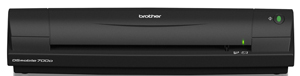 Brother DS700D Mobile Document Scanner