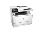 HP LaserJet Pro MFP M426fdn Office Mono Laser Multifunction (Print, Copy, Fax, Scan) Printer