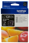 Brother LC131BK Black Ink Cartridge Suitable for