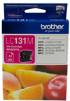 Brother LC131M Magenta Ink Cartridge Suitable for