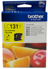 Brother LC131Y Yellow Ink Cartridge Suitable for