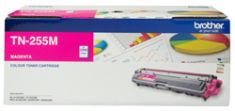 Brother TN255M Colour Laser Toner Magenta up to 2200 pages at 5% coverage suitable for
